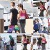 11mars: Justin a rejoint Selena en Floride avec ses grand-parents, Ashley et Ryan allant faire un tour de bateau puis après nous voyons Ryashley et Jelena sortir d'un restaurant. Que pensez-vous de ses tenues? Top/Flop?