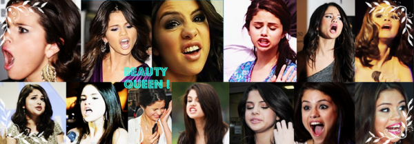 ❤    The Way I love Her  ❤ / Grimaces De Selena Gomez ♥
