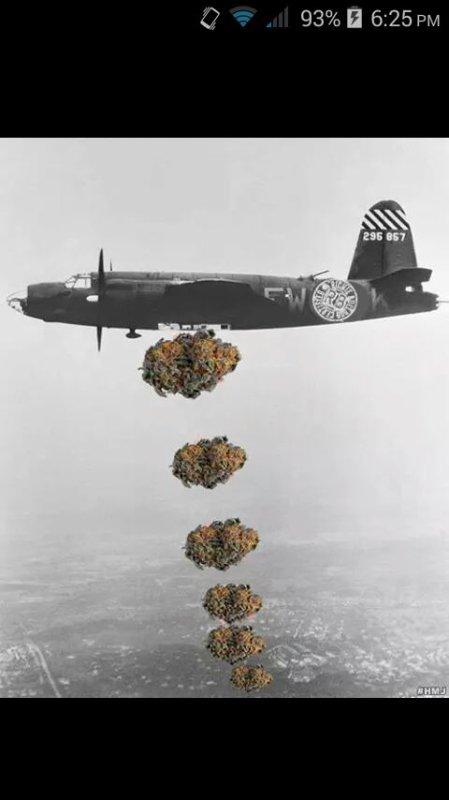 Bombardement prévu ! ! !