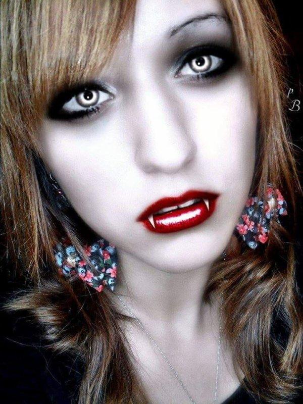 et ci je devenais une vampire