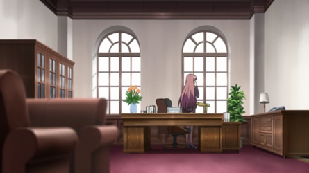 Le bureau de la Directrice