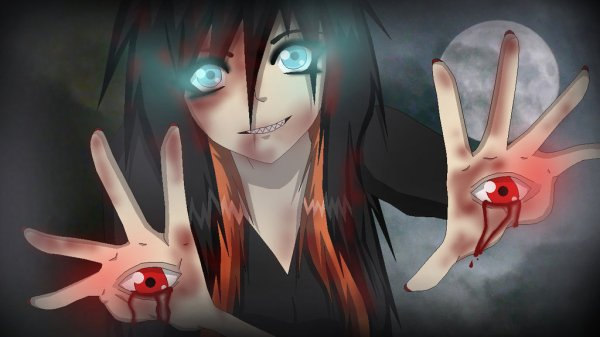 Fanfic Creepypasta : Four Eyes Jessy
