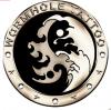 Wormhole-Tattoo