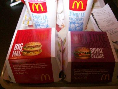 Génération Mac Do ! :)