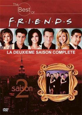 Friends saison 2