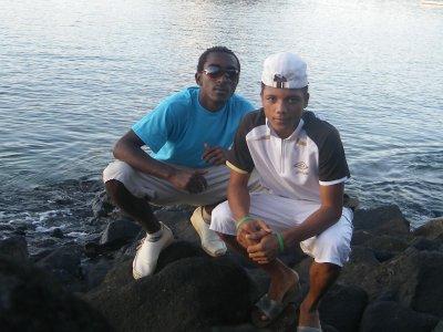 Dhinou et Moi