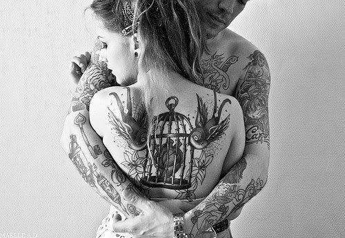 Et l'on s'aimera encore lorsque l'amour sera mort. ♥