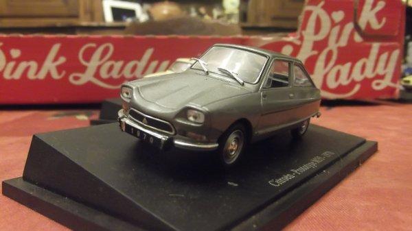 Mes voitures Françaises (537)