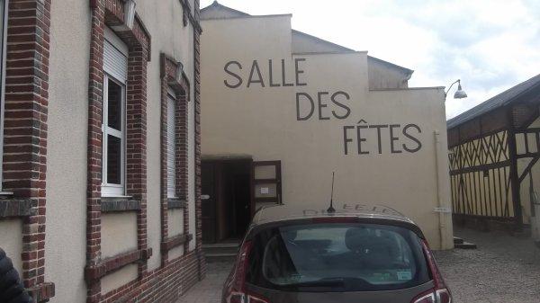 Salon de Montreuil l'Argillé (27) - 2017 - (MA1)
