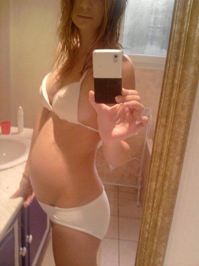 encor quelques fotos de mois àa 4 mois edmi de grossesse