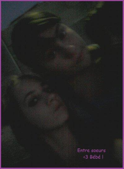 Ma meilleure amie & moi .. <3