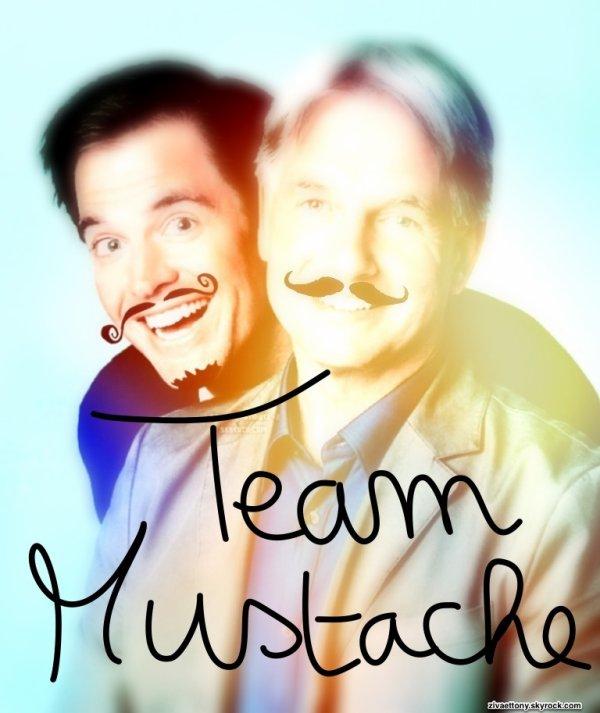 Team moustache
