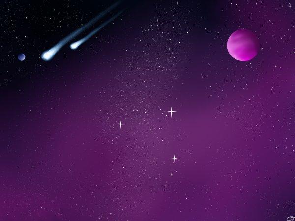 Un dessin plein d'étoiles *.*