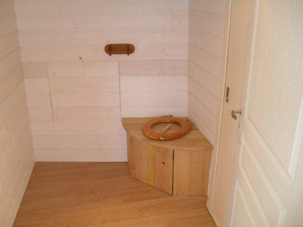 les toilettes sèches !