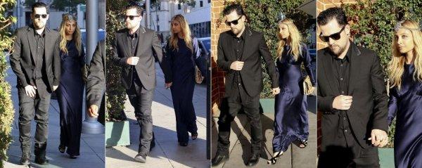 Nicole et Joel ce sont rendus au mariage de leur amis Katherine Power et Justin Coit  |   25 juin