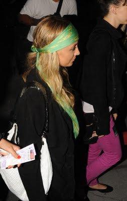 Nicole arrivant au concert de Rihanna à Los Angeles  |   28 juin