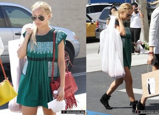 Nicole et la belle Harlow ont étaient aperçues quittant un salon de manucure à Santa Monica  |   16 septembre