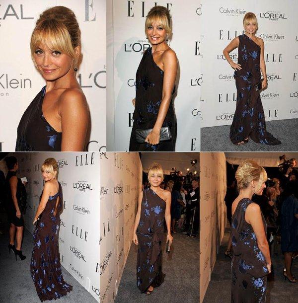 Nicole était au Elle's 18th Annual Women au Four Seasons Hotel, à Hollywood, Los Angeles Four Seasons Hotel  |   17 octobre