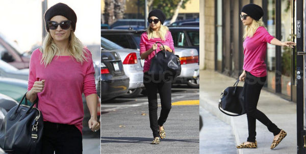 Nicole et Harlow rendent visite à une amie dans Beverly Hills |   28 octobre