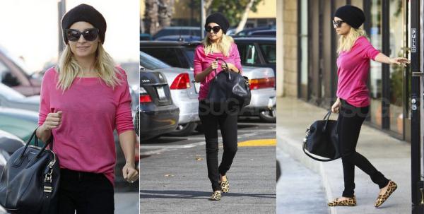 Nicole et Harlow rendent visite à une amie dans Beverly Hills |   28 octobre