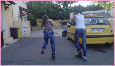 Lina et Laura ; Je n'oublie rien .. ♥
