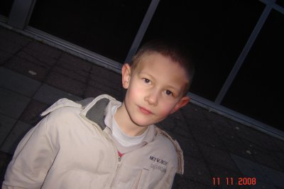 Enzo mon petit frère <3