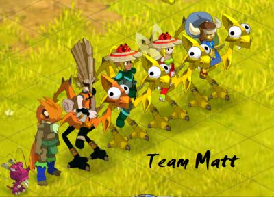La team de retour :)