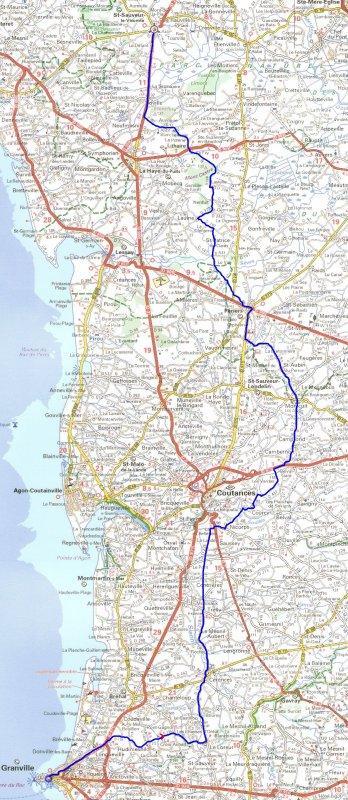 Direction l'autre Normandie