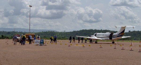 de Conakry à Beyla