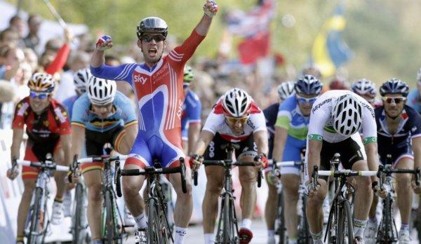 Champion du monde...