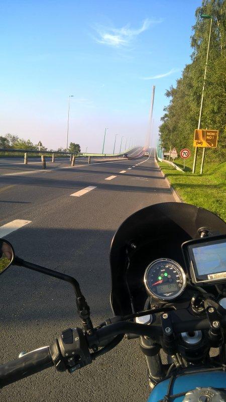 Mini Road Trip, jour 1