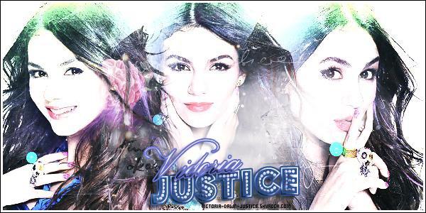 Le blog source de Victoria-Dawn-Justice fête ses 1 an.