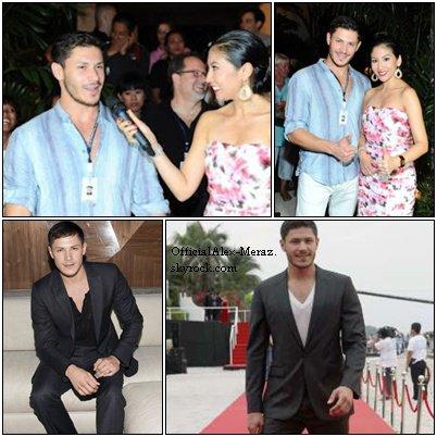 27.01.2012.: Photos d'Alex au Festival International du Film Hua Hin.