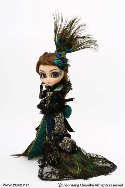 Collection Rococo Peacock