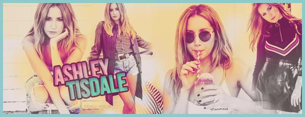 ••Bienvenue surTisdale-Ashley, ta source d'actualité sur la belleAshley Tisdale! Suis toute l'actualité de la belle grâce à ce blog source et ses nombreuxarticlestel que sescandids,photoshootsetévènements ...