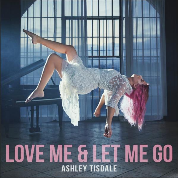 """"""" • Découvrez enfin la pochette de son tout nouveau single « Love Me & Let Me Go »   -"""