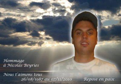 R.I.P Nicolas
