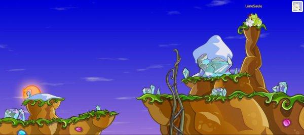 Le Cristal bleu