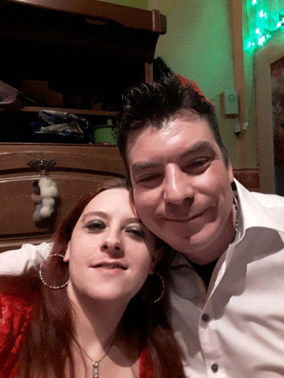 Noel 2017 avec mon homme