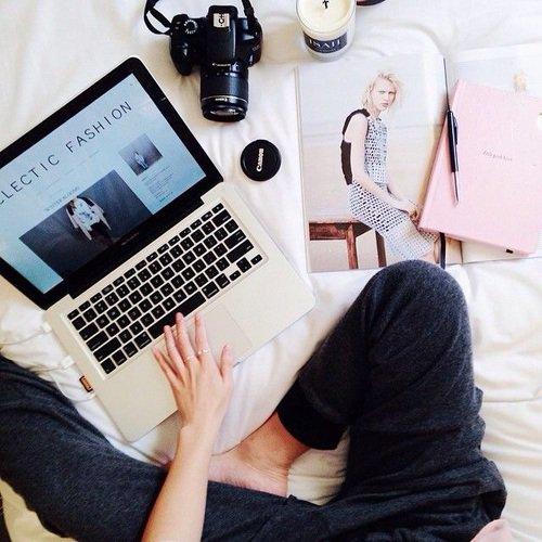 Présentation du blog et de la bloggeuse ✍