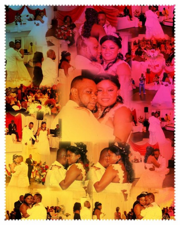 Mariage du11.10.2014 KAS & TRICIA