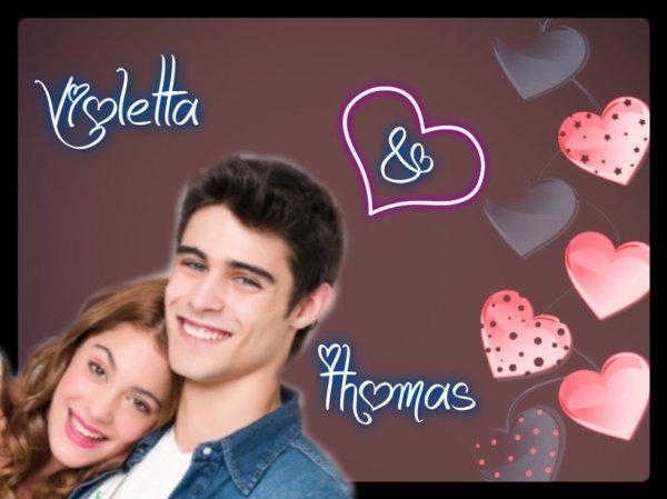 Violetta & Thomas