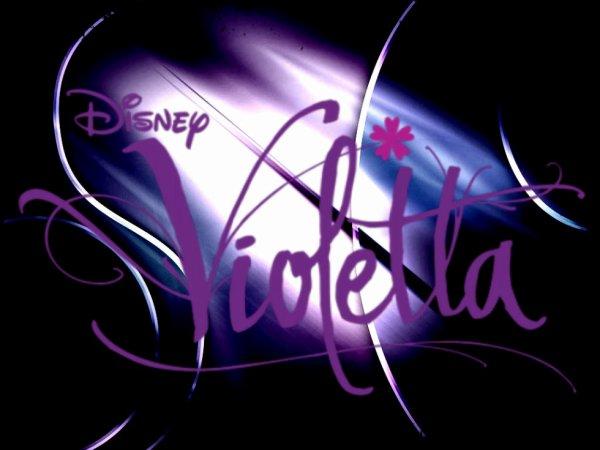 Violetta disney chanel