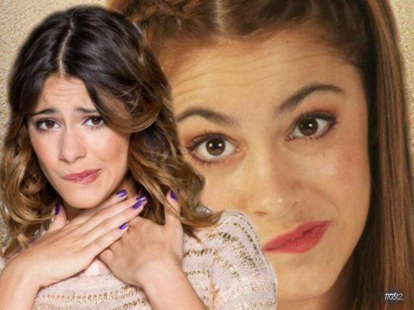 Tini en mode grimaces