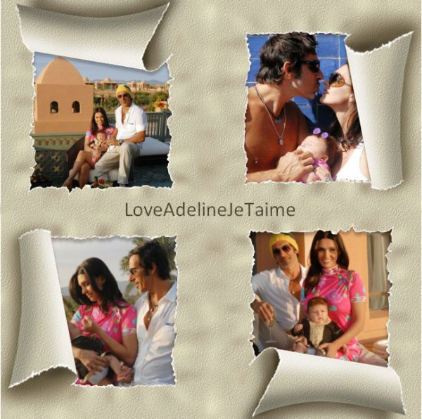 Adeline Son Marie Et Leure Fille