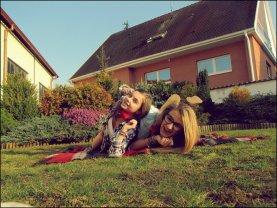 La Meilleure chose qui m'est arriver, c'est de la rencontrer. 0ui car cette fille fait tout mon bonheur et je l'aime comme pas possible ! Minie-Beste, PapaDiscoNoël&PrincesseFumeuseDégentey, Babouche&Bibouille, Mon Amour, Ma Photographe, Ton Bébé. Je t'aime ! ♥