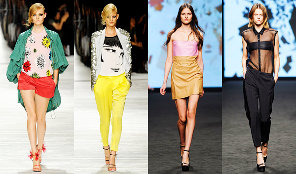 SPRING 2012 Fashion Week, Milan (2)