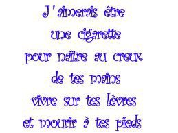 Citation Ado Frites De Poèmes