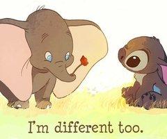 C'est dur de se sentir différent