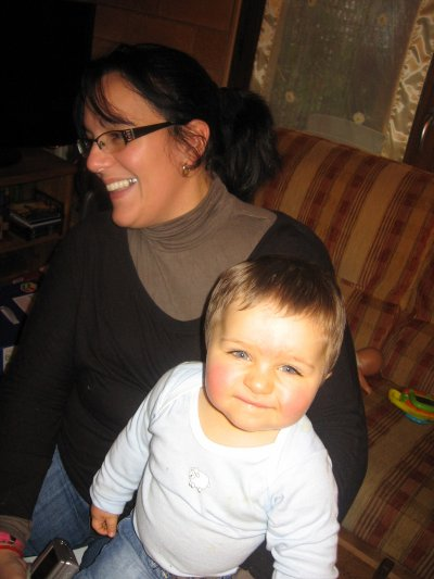 Joshua et sa Mère!!!
